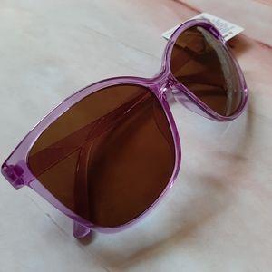 💜 Purple Fashion Sunglasses